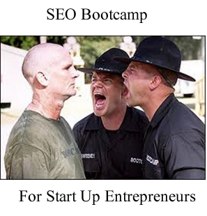 SEO Bootcamp for Startups