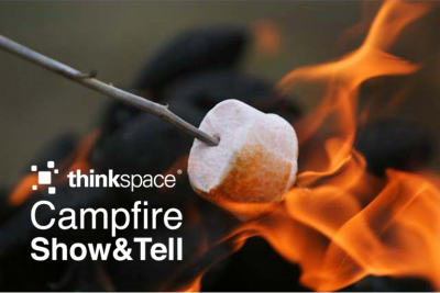 campfire-show-and-tell